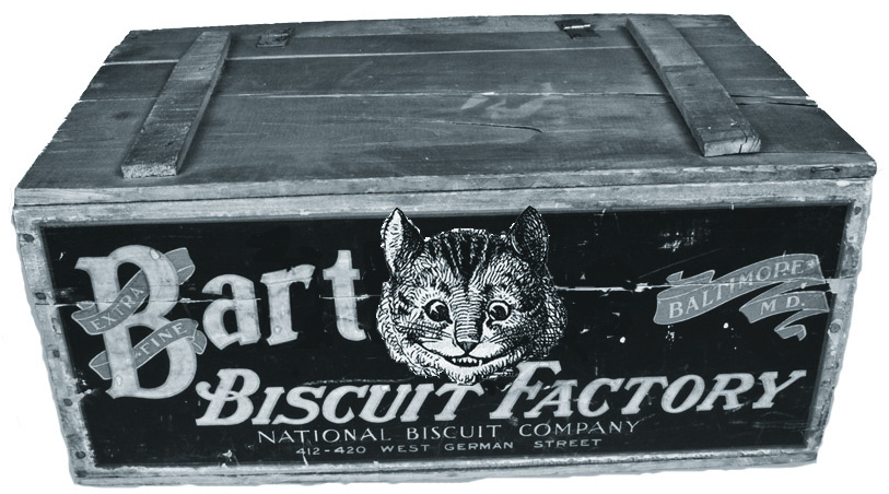 Seafaring felines and ships cats aren't afraid of a crate of hardtack.